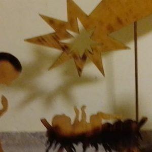 Krippenfiguren in Pressbaum